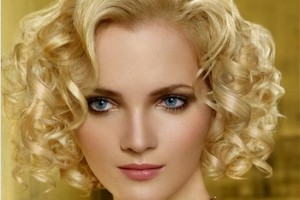 550x539px 9 Wonderful Curly Styles For Medium Length Hair Picture in Hair Style