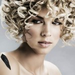 Curly Hairstyles for Women , 9 Charming Perm Styles For Medium Length Hair In Hair Style Category