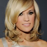 Cute Medium Layered Hairstyle With Bangs , 4 Beautiful Medium Hair Styles With Layers In Hair Style Category