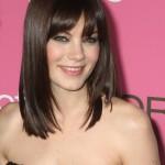 Cute Medium Length Hairstyles With Bangs 2013 , 8 Cute Medium Length Hair Styles With Bangs In Hair Style Category