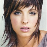 Cute Wispy Medium Length , 9 Cute Styles For Medium Length Hair In Hair Style Category