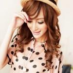 Cute girlish hair styling ideas , 8 Gorgeous Hair Styling Ideas For Medium Hair In Hair Style Category