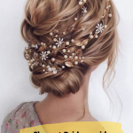 Elegant Bridesmaid hairstyle for shot hair , 8 Beautiful Bridesmaid Hairstyles For Short Hair In Hair Style Category