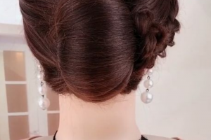 1000x1500px 8 Beautiful Bridesmaid Hairstyles For Short Hair Picture in Hair Style
