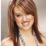 Flattering Medium Length Hairstyles , 8 Charming Medium Hair Styles For Round Faces In Hair Style Category