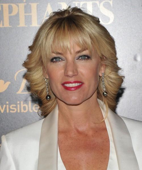 8 Lovely Medium Length Hair Styles For Women Over 50 in Hair Style