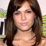 Gorgeous Medium Length Hairstyles , 7 Nice Medium Length Hair Styles Pictures In Hair Style Category