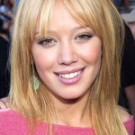 Hilary Duff Medium Straight Hairstyle , 8 Charming Medium Length Straight Hair Styles In Hair Style Category