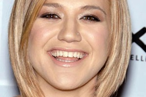 Hair Style , 9 Nice Medium Length Bob Hair Styles : Kelly Clarkson Long Bob Hairstyles