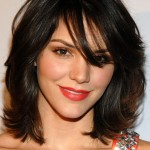 Latest Medium Layered Hairstyles Katherine McPhee , 9 Nice Layered Hair Styles For Medium Length Hair In Hair Style Category