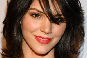 Hair Style , 9 Nice Layered Hair Styles For Medium Length Hair : Latest Medium Layered Hairstyles Katherine McPhee