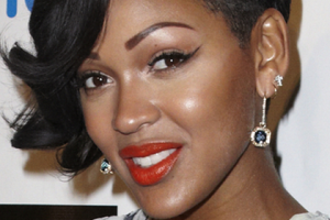 Hair Style , 8 Good Meagan Short Hairstyles : Meagan Good Hairstyles Hair
