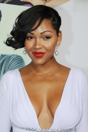 Excellent Meagan Good Hairstyles And Haircuts 8 Good Meagan Short Short Hairstyles For Black Women Fulllsitofus