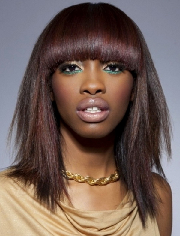 Fantastic Medium Black Women Hairstyles 6 Charming Medium Length Hair Short Hairstyles For Black Women Fulllsitofus