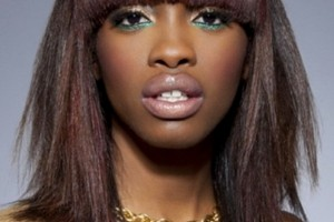Hair Style , 9 Fabulous Medium Length Hair Styles For Black Women : Medium Black Women Hairstyles