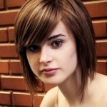 Medium Haircuts for thick hair 2013 , 9 Lovely Medium Style Haircuts For Thick Hair In Hair Style Category