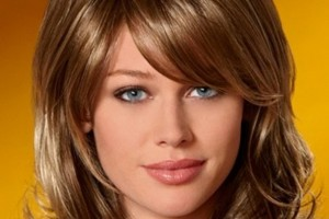 Hair Style , 8 Cute Medium Length Hair Styles With Bangs : Medium Length Hair