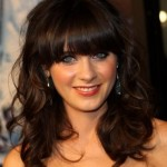 Medium Length Hairstyles With Bangs 2013 , 8 Cute Medium Length Hair Styles With Bangs In Hair Style Category