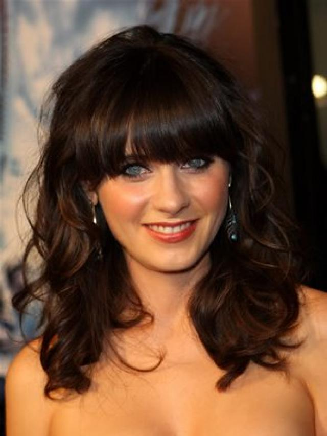 8 Cute Medium Length Hair Styles With Bangs in Hair Style