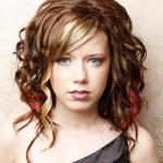 Medium Length Hairstyles for Curly Hair , 6 Wonderful Hair Styling Ideas For Medium Length Hair In Hair Style Category