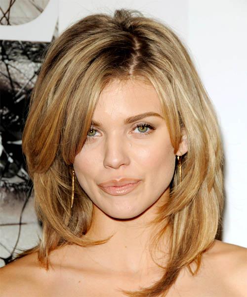 Hair Style , 8 Cool Medium Hair Cuts Styles : Medium Length Hairstyles For Oval Face