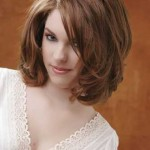 Medium Length Hairstyles for Thick Hair , 9 Lovely Medium Style Haircuts For Thick Hair In Hair Style Category