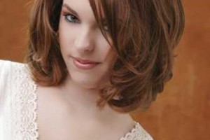 Hair Style , 9 Lovely Medium Style Haircuts For Thick Hair : Medium Length Hairstyles for Thick Hair