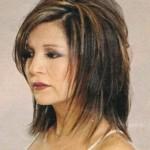 Medium Length Shag Hairstyles , 10 Cute Natural Styles For Medium Length Hair In Hair Style Category