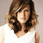 Medium Length Trendy Hairstyles 2012 , 8 Charming Medium Hair Length Styles 2012 In Hair Style Category