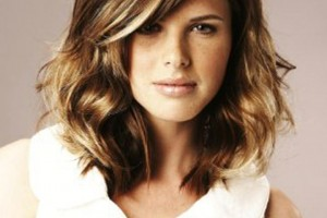 Hair Style , 8 Charming Medium Hair Length Styles 2012 : Medium Length Trendy Hairstyles 2012