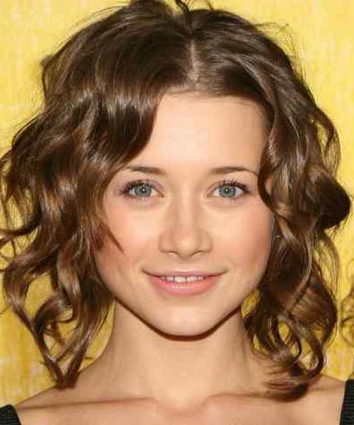 Hair Style , 9 Beautiful Medium Wavy Hair Styles : Medium Length Wavy Hairstyles Olesya Rulin