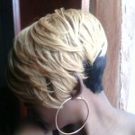 Shondra's quick weave hairstyles blonde layeres , 6 Cool Quick Weave Short Hairstyles In Hair Style Category