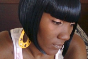 Hair Style , 6 Cool Quick Weave Short Hairstyles : Shondra's quick weave hairstyles bob cut