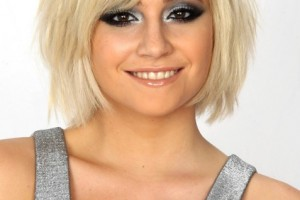 Hair Style , 8 Nice Short Bob Hairstyles With Layers : Short Blonde Bob Hairstyle