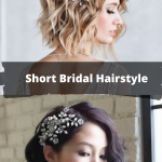Short Bridal Hairstyle , 8 Beautiful Bridesmaid Hairstyles For Short Hair In Hair Style Category