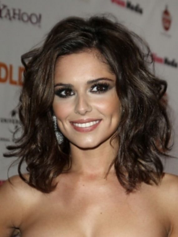 Hair Style , 9 Beautiful Medium Wavy Hair Styles : Short Hairstyles 2012
