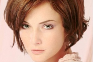 Hair Style , 8 Nice Short Bob Hairstyles With Layers : Short Layered Bob Haircut 2012