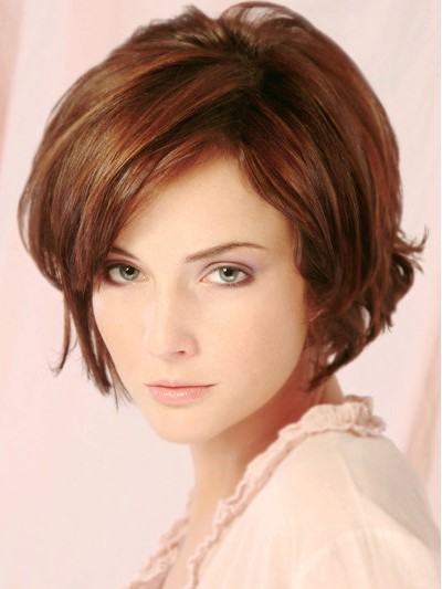 8 Nice Short Bob Hairstyles With Layers in Hair Style