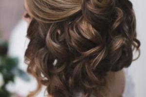 Hair Style , 8 Beautiful Bridesmaid Hairstyles For Short Hair : Short bridal hairstyle ideas