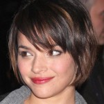 Short Hairstyles For Round Faces , 9 Cute Short Hairstyles For Fat Faces In Hair Style Category