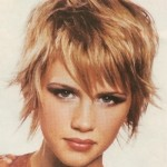Short hairstyles for round faces hairstyles , 9 Cute Short Hairstyles For Fat Faces In Hair Style Category