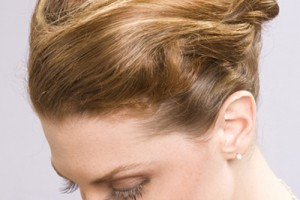 500x700px 9 Nice Updo Styles For Medium Length Hair Picture in Hair Style
