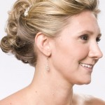 Updo Wedding Hairstyles , 8 Nice Wedding Hair Styles For Medium Length Hair In Hair Style Category
