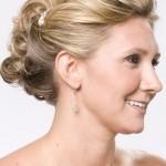 Updo Wedding Hairstyles , 8 Nice Wedding Hair Styles For Medium Length Hair In Hair Style Category
