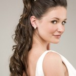 Wedding Hairstyles for Long hair , 8 Charming Medium Hair Length Styles 2012 In Hair Style Category