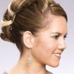 Wedding Updo Hairstyles For Medium Length Hair , 8 Nice Wedding Hair Styles For Medium Length Hair In Hair Style Category