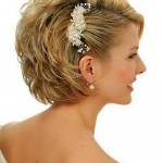 Wedding hairstyles for women , 8 Beautiful Bridesmaid Hairstyles For Short Hair In Hair Style Category