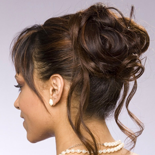 Wedding Hairstyle Price List: Wedding Updos Hairstyles For Medium Length Hair : Woman