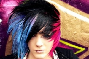 500x430px 7 Cool Short Emo Hairstyles For Guys Picture in Hair Style