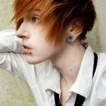 hairstyle short , 7 Cool Short Emo Hairstyles For Guys In Hair Style Category